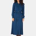 Selling: Beautiful blue shirt dress
