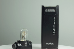 For Rent: Godox AD200 with Nikon trigger