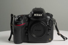 For Rent: Nikon D800
