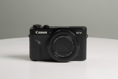 For Rent: Canon G7x mark 2