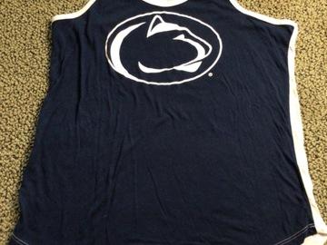 Selling A Singular Item: Penn State Tank Top