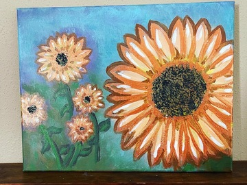 Sell Artworks: Sunflower Field