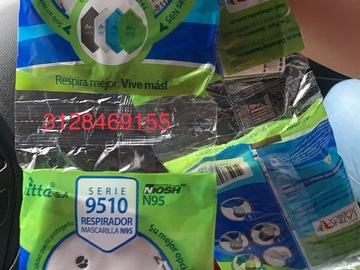 Venta: Tapa bocas N95 Marca NITTA