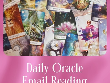 Selling: Daily Oracle Reading
