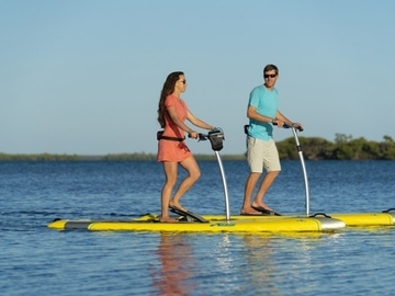 For Rent: Hobie Mirage Eclipse 12' Stand Up Pedal Boards X 6