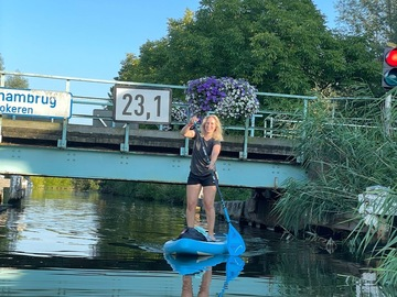 SUP Spots: Durme river from Sinaaibrug to Lokeren and back!