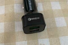 Selling: Car Charger with 2 USB ports
