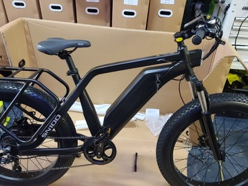 For Sale: Vtuvia SN100 Fat Tire Mountain Bike 4 miles, 750 watt