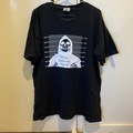 Selling with online payment: Billy bones mugshot tee