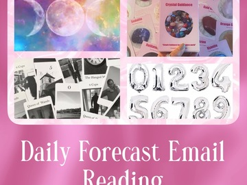 Selling: Daily Forecast Email Reading