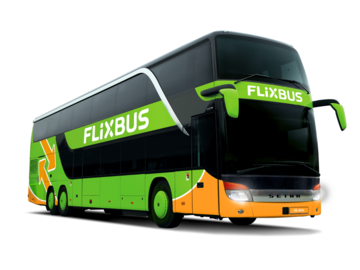 Vente: Bon d'achat Flixbus (66,66€)