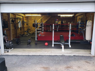 Available To Book & Pay (Hourly): Mt.Airy boxing gym
