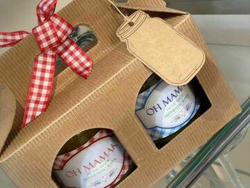 Selling: Hamper 2 jars set - Gift Pack (Kaya)
