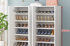 Selling without online payment: Shoe Cabinet