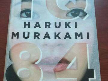 Selling with online payment: 1Q84: A Novel