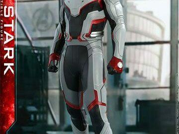 Stores: Endgame Figura Movie Masterpiece 1/6 Tony Stark (Team Suit) 30 cm