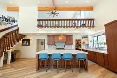 Hourly Rental: Functional and Fun Mid-Century Kitchen