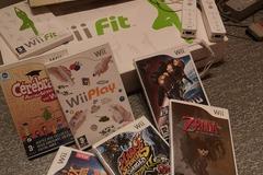 Vente avec paiement en ligne: Console de jeu wii