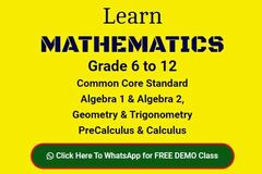 Offering with online payment: Learn GEOMETRY