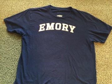 Selling A Singular Item: Emory University T-shirt