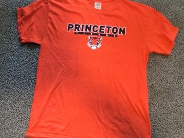 Selling A Singular Item: Princeton University T-shirt