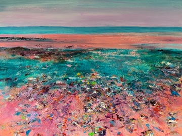 Sell Artworks: Pebbled Beach