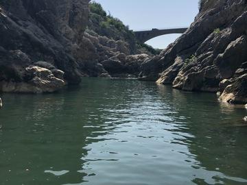 SUP Spots: Gorges de l'Hérault