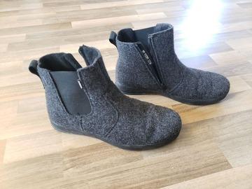 Myydään: Mens Pomar boots for sale, size 44