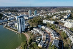 Renting out: 4-room furnished apartment at Espoo