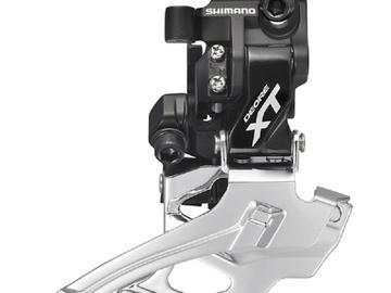 Verkaufen: Shimano Umwerfer Shimano XT FD-M781 3fach Direct Mount Neu