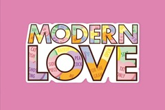 : Modern Love Relationships Ironic Matte Waterproof Vinyl Sticker