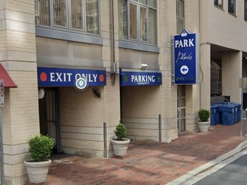 Monthly Rentals (Owner approval required): Bethesda MD, Secure, Covered Parking Garage Near Hospital & Metro