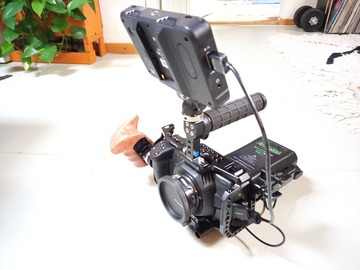 Vermieten: Blackmagic Pocket Cinema Camera 4k