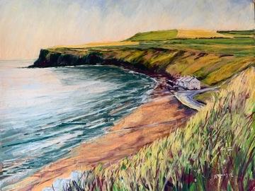 Sell Artworks: Saltburn in Sun