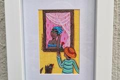 Myydään taidetta: Alkuperäinen Pikku Maalaus