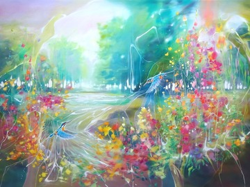 Sell Artworks: The Enchanted