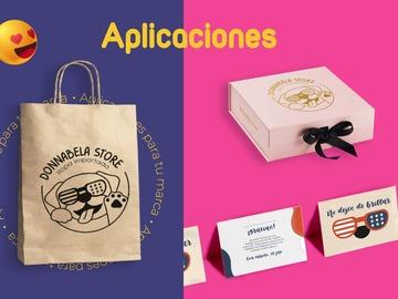 Servicio freelance: Diseño de empaques publicitarios