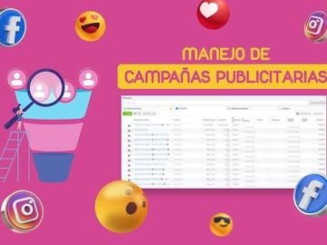 Servicio freelance: Gestión de Publicidad en Facebook
