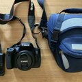 Selling: Canon EOS 750D, 50mm Lens, and Carrying Case