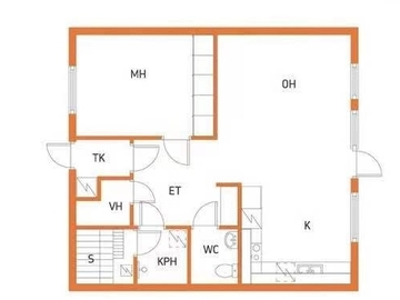 Renting out: Helsinki B area house for rent