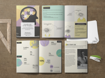 Pay per project: Create a report design for you company (project)