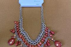 Liquidation/Wholesale Lot: 200 pcs-- Asst. Brand Name Necklaces- $ .49 pcs--Retail to $18.00