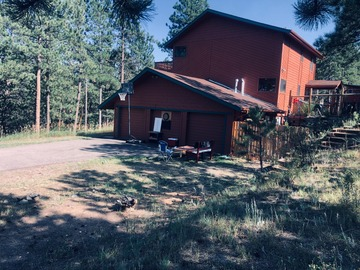 Book Your Stay: Wooded mountain family fun spot
