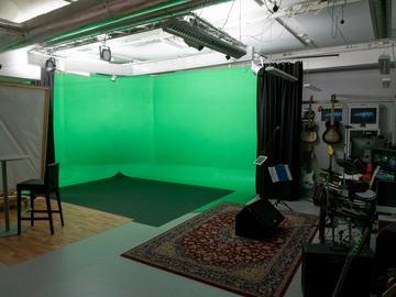 Renting out: Vakiovuokralaiseksi GreenScreen FX-studiolle