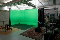 Vuokrataan: Vakiovuokralaiseksi GreenScreen FX-studiolle