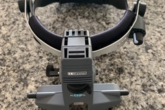 Selling with online payment: KEELER ALL PUPIL II LED BINOCULAR INDIRECT OPHTHALMOSCOPE BIO - W