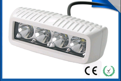 Selling: White Marine LED light 20w CREE LEDs (2 PACK)