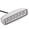 Selling: White Marine LED light 18w FLOOD BEAM (2 PACK)