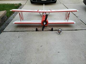 Selling: Giant Aeromaster Model Bipe (4Channel)