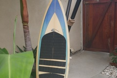 For Rent: 6 Foot, classic, old school funboard